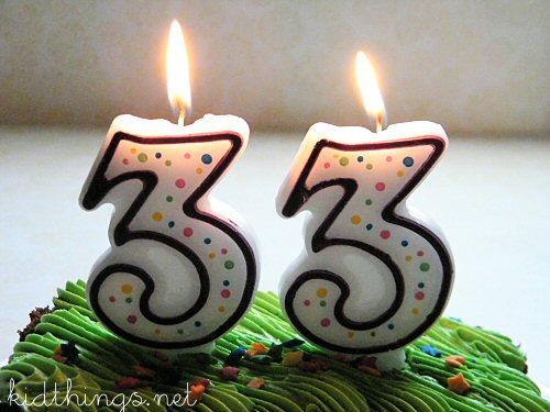 Тосты поздравления с днем рождения женщине 33года